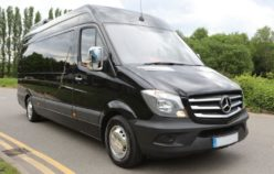 mercedes sprinter external